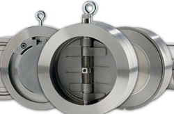 Hastelloy C276/B3 Dual Plate Wafer Check Valve
