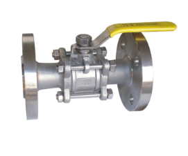 Inconel 3 pc Ball Valve Img