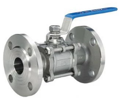 Monel 3 Piece Ball Valve